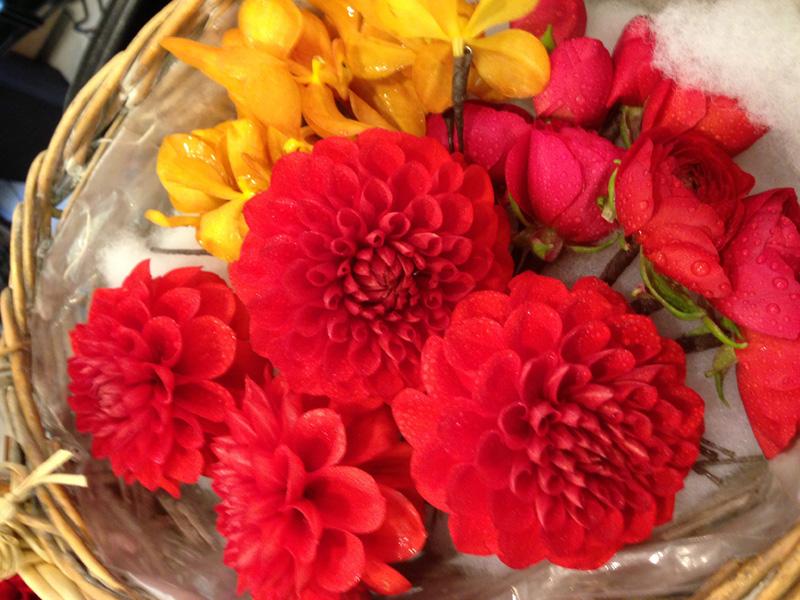 1本1本、一番状態の良いお花 ...